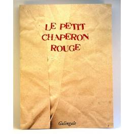 Livret - Le Petit Chaperon Rouge